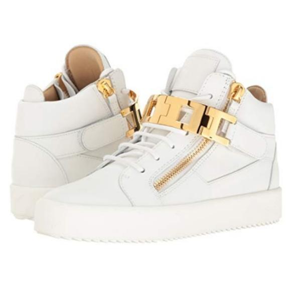 Giuseppe Zanotti Shoes - NEVER WORN May London Giuseppe Zanotti Sneakers